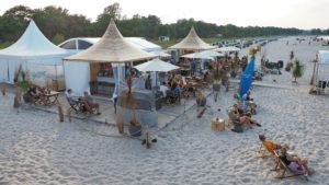 Beach Lounge Boltenhagen, © KV Boltenhagen (Author: © KV Boltenhagen)