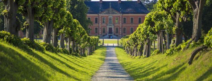 Blick auf Schloss Bothmer, © Staatliche Schlösser und Gärten MV, Timm Alrich (Author: © Staatliche Schlösser und Gärten MV, Timm Alrich)
