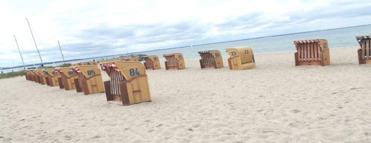 Blick linker Strandabschnitt zur Mole hin, © Kurverwaltung Insel Poel (Author: © Kurverwaltung Insel Poel)