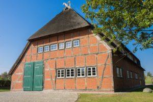 Die Bauernscheune dienst als Bürgerzentrum., © Frank Burger (Author: © Frank Burger)