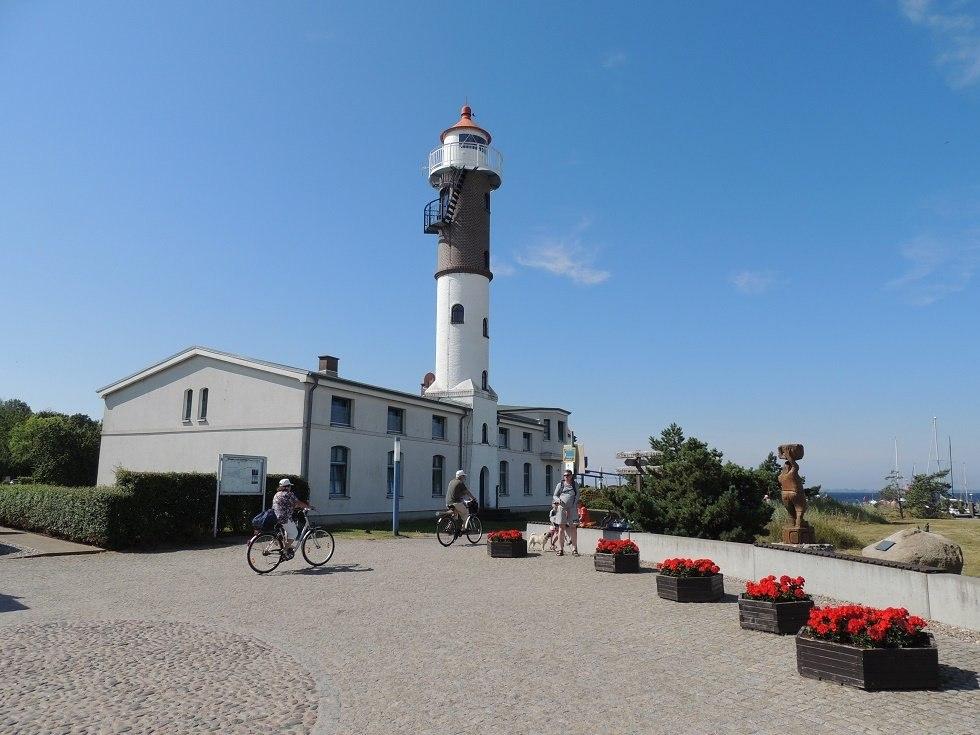 Leuchtturm Timmendorf, © Kurverwaltung Insel Poel (Author: © Kurverwaltung Insel Poel)