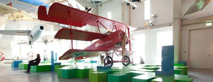 Lufthalle - Fliegerei und Flugzeugbau in MV, © TLM (Author: © TLM)