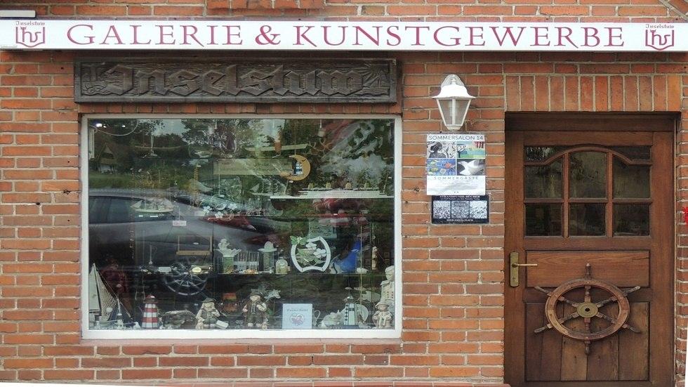 maritim dekoriertes Schaufenster der Inselstuw, © Kurverwaltung Insel Poel (Author: © Kurverwaltung Insel Poel)
