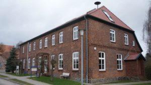 Museumsgebäude mit Café, © Politische Memoriale e.V. (Author: © Politische Memoriale e.V.)