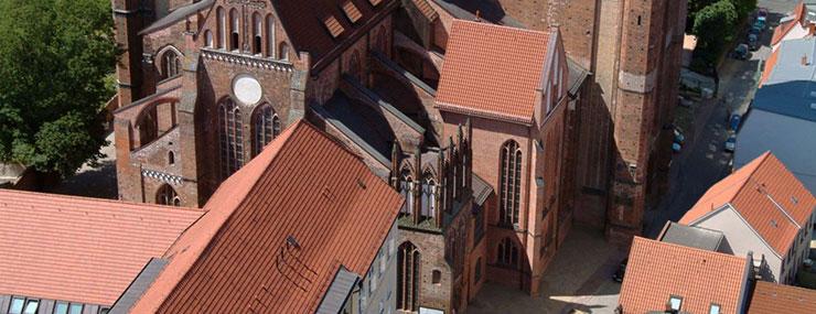 St. Georgen © TZ Wismar, H. Volster (Author: © TZ Wismar, H. Volster)