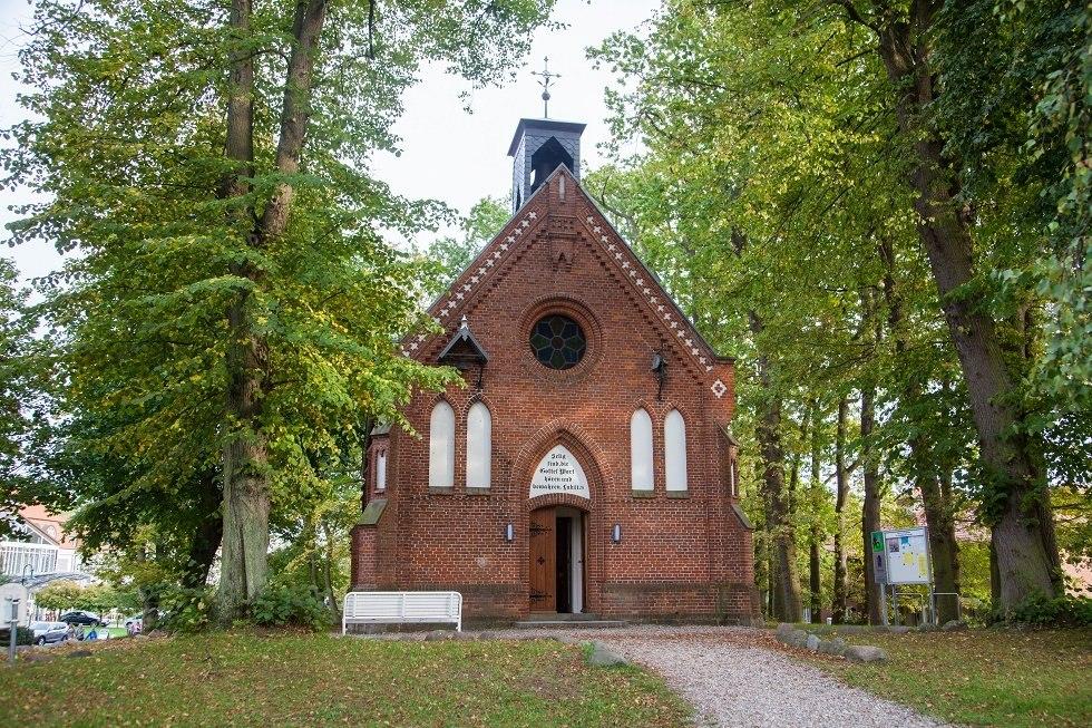 Das Eingangsportal der Kirche., © Frank Burger (Author: © Frank Burger)