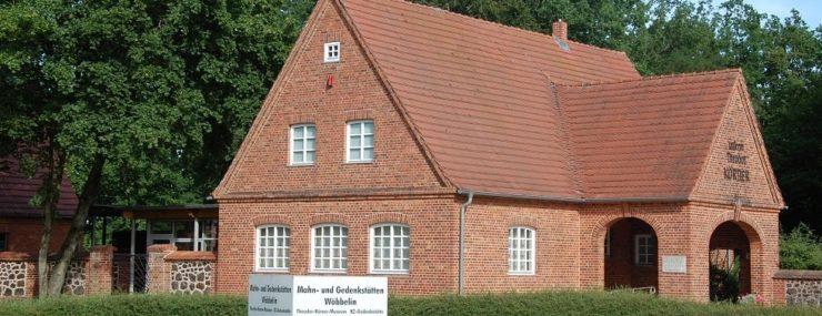 Die ständige Ausstellung befindet sich in der ehemaligen Theodor-Körner-Halle., © Gabriele Skorupski (Author: © Gabriele Skorupski)