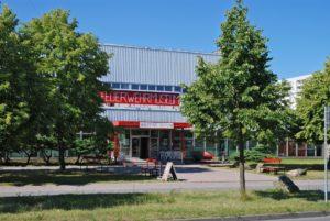 Museum Eingangsbereich Hamburger Allee, © Uwe Rosenfeld (Author: © Uwe Rosenfeld)