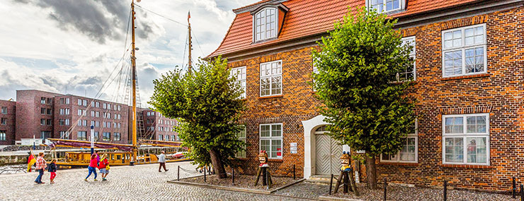 Baumhaus Wismar - © TZ Wismar, A. Rudolph (Author: © TZ Wismar, A. Rudolph)